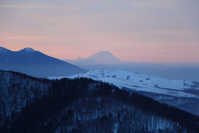 冬の信州 美ヶ原高原の旅 (1)_d0150720_1454893.jpg