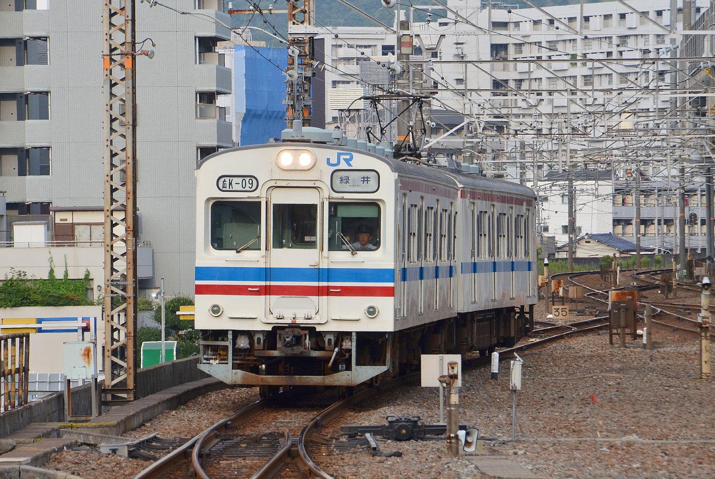 横川駅可部線分岐改良工事_a0251146_20183749.jpg