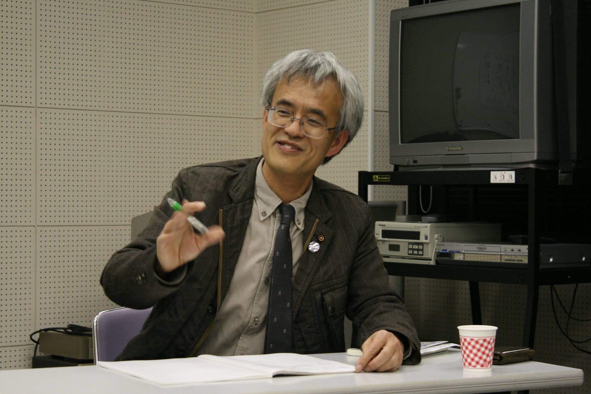 松島完氏との対談_c0052876_23261294.jpg
