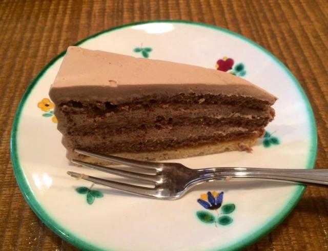 ウィーン菓子!「ハウストルテ」_a0161408_1385266.jpg