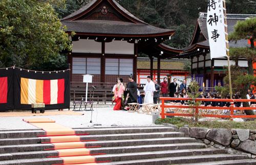 ひな祭り 下鴨神社流し雛_e0048413_20113132.jpg