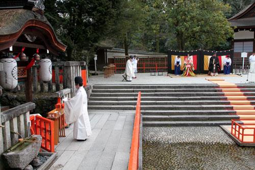ひな祭り 下鴨神社流し雛_e0048413_20121324.jpg