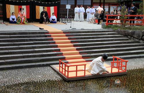 ひな祭り 下鴨神社流し雛_e0048413_20124430.jpg