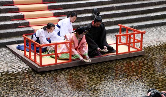 ひな祭り 下鴨神社流し雛_e0048413_20132085.jpg