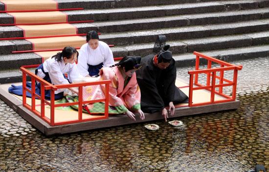 ひな祭り 下鴨神社流し雛_e0048413_20133151.jpg