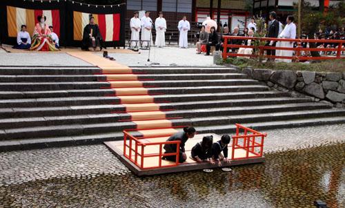 ひな祭り 下鴨神社流し雛_e0048413_20135714.jpg
