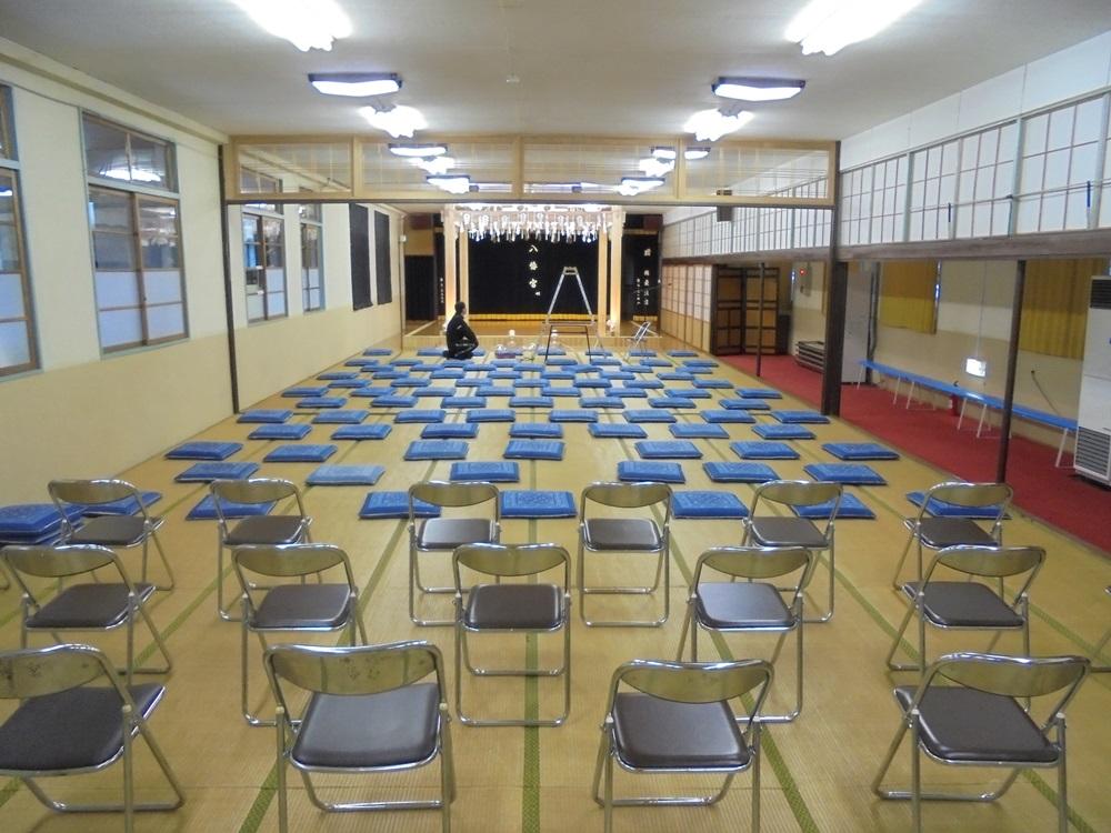 黒森神楽巡行準備作業_c0111229_1748094.jpg