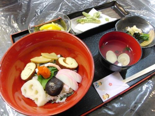 お食事 ~ 雛御膳 ~_e0222340_15534715.jpg
