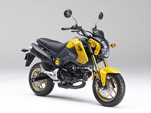 新型GROMにもバイクザシートインサイド_e0114857_20285267.jpg