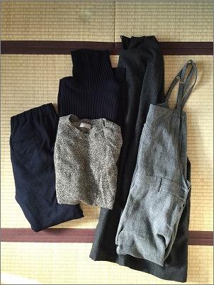 【 3月/ワードローブスタメン12着を更新 】_c0199166_1521964.jpg