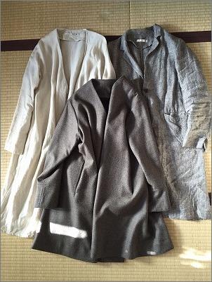 【 3月/ワードローブスタメン12着を更新 】_c0199166_1581568.jpg