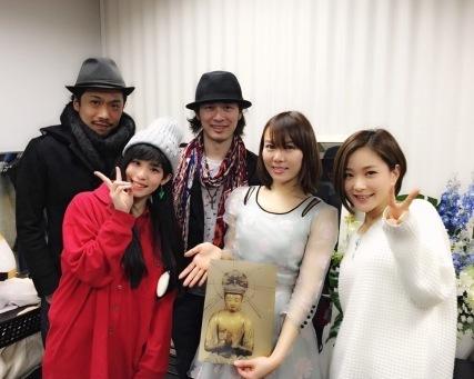 第二回新曲発表会、フリージアとショコラ、静岡SBSラジオ公開生放送ライブありがとう!_e0261371_04263522.jpg