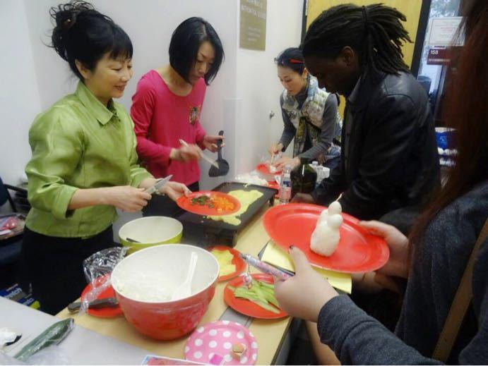 ひな祭り茶会でペーパークラフト_a0088116_3205263.jpg