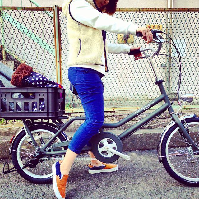 ブリヂストン『TOTE BOX トート ボックス』Yepp ビッケ2e ステップクルーズ bikke2 ママ 自転車 mama _b0212032_21354971.jpg