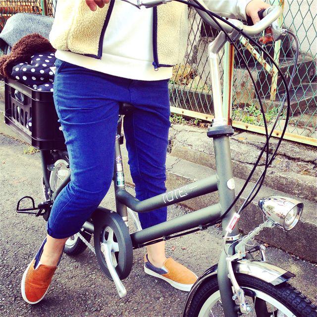 ブリヂストン『TOTE BOX トート ボックス』Yepp ビッケ2e ステップクルーズ bikke2 ママ 自転車 mama _b0212032_2136484.jpg
