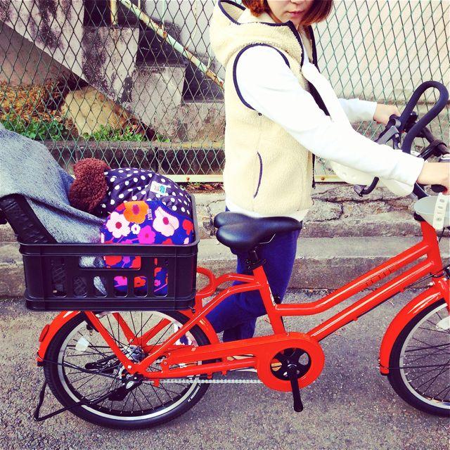 ブリヂストン『TOTE BOX トート ボックス』Yepp ビッケ2e ステップクルーズ bikke2 ママ 自転車 mama _b0212032_21402655.jpg