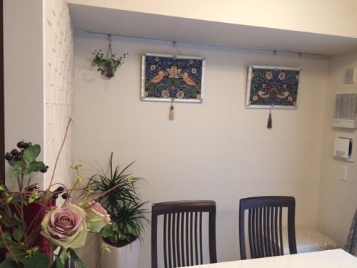 茶箱20kgレッスンとディスプレイ  in 東京_b0242032_11593829.jpg