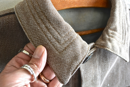 French hunting jacket with animal buttons_f0226051_13283737.jpg