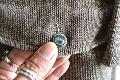 French hunting jacket with animal buttons_f0226051_13454613.jpg