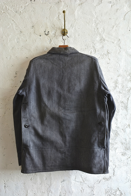 French hunting jacket with animal buttons_f0226051_13493919.jpg