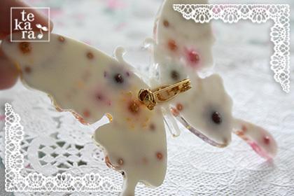 3月の新作紹介その1*Blooming Butterfly*_a0139874_22465798.jpg
