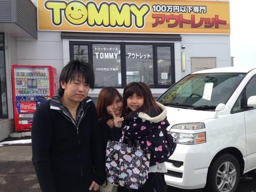 3月5日(木)トミーアウトレット☆I様bBご成約!!タント☆パレット☆bB☆キューブ♪_b0127002_2038155.jpg