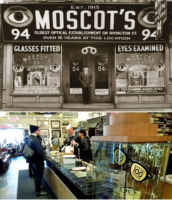 創業100年超のNYの老舗メガネ屋「モスコット」(MOSCOT)、なんと青山の骨董通りに進出!?_b0007805_1143558.jpg