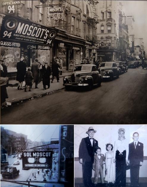 創業100年超のNYの老舗メガネ屋「モスコット」(MOSCOT)、なんと青山の骨董通りに進出!?_b0007805_1154031.jpg
