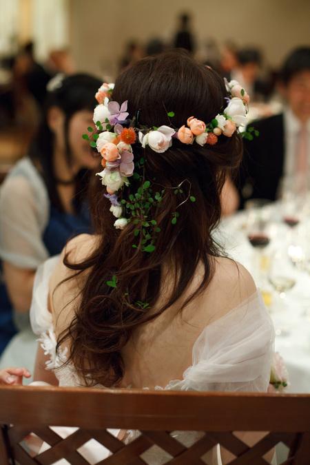 新郎新婦様からのメール エメ・ヴィベール様へ 秋と桜と涙、人生最高の日に_a0042928_22123065.jpg