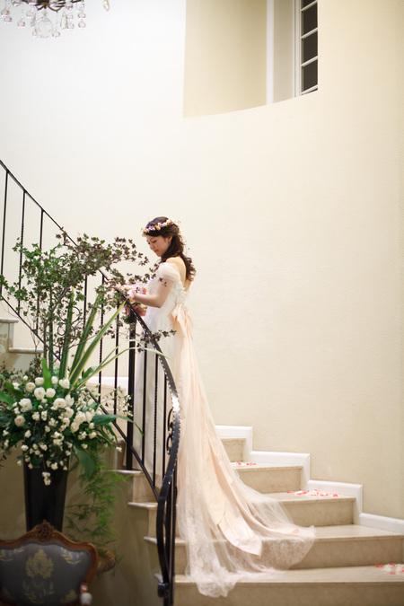 新郎新婦様からのメール エメ・ヴィベール様へ 秋と桜と涙、人生最高の日に_a0042928_22141555.jpg