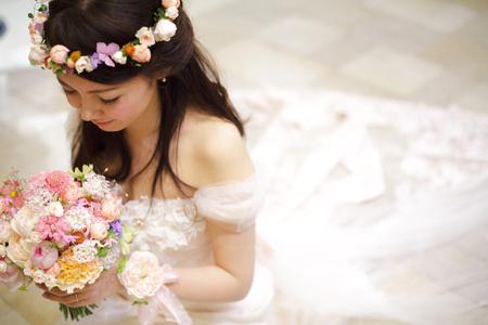 新郎新婦様からのメール エメ・ヴィベール様へ 秋と桜と涙、人生最高の日に_a0042928_22201644.jpg