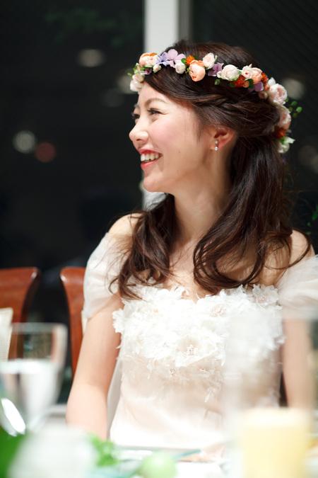 新郎新婦様からのメール エメ・ヴィベール様へ 秋と桜と涙、人生最高の日に_a0042928_2231455.jpg