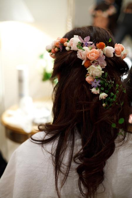 新郎新婦様からのメール エメ・ヴィベール様へ 秋と桜と涙、人生最高の日に_a0042928_2261162.jpg
