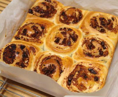 バナナフレークはパンにローリング出来るのか?_f0191248_9455322.jpg