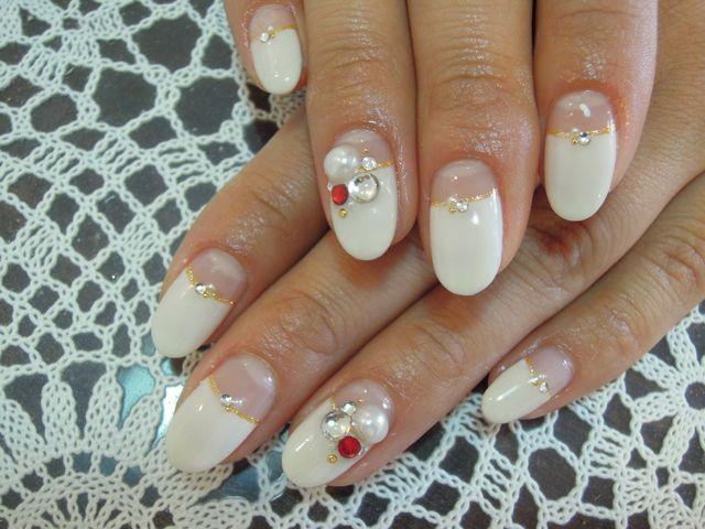 Wedding Nail_a0239065_18463438.jpg