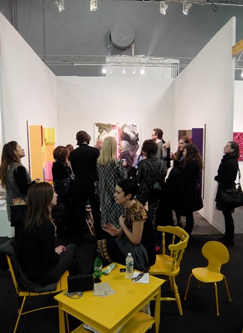 NY最大のアートの展示販売会「アーモリー・ショー」 The Armory Show 2015_b0007805_0153343.jpg