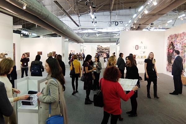 NY最大のアートの展示販売会「アーモリー・ショー」 The Armory Show 2015_b0007805_016836.jpg