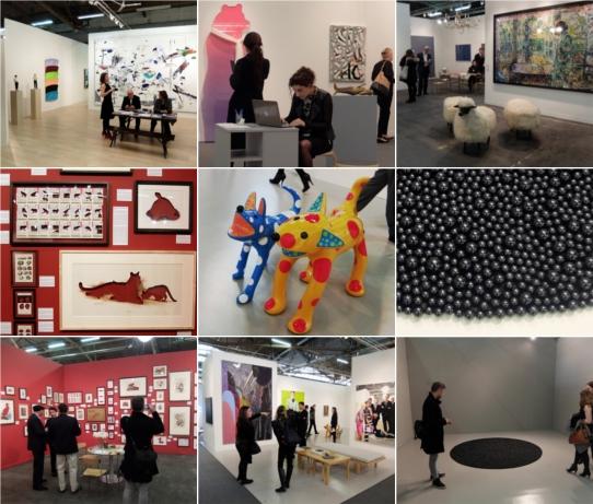 NY最大のアートの展示販売会「アーモリー・ショー」 The Armory Show 2015_b0007805_0273815.jpg