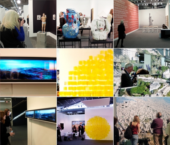 NY最大のアートの展示販売会「アーモリー・ショー」 The Armory Show 2015_b0007805_0372410.jpg