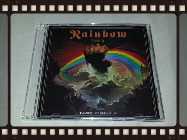 RAINBOW / RISING JAPANESE 1976 ORIGINAL LP_b0042308_0344497.jpg