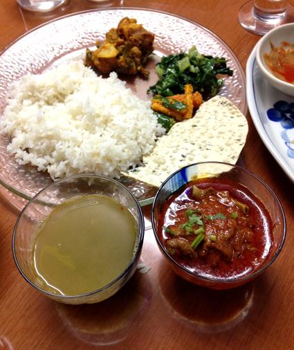 プチヴェールとネパール料理_f0131628_3292566.jpg