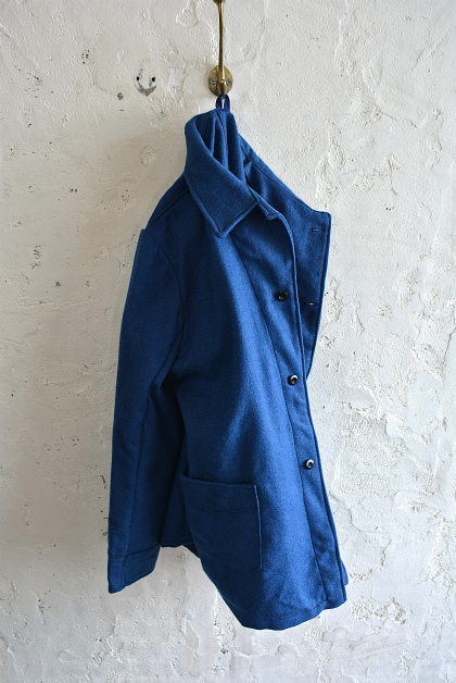 Greek army 60\'s hospital jacket dead stock SQUAT version_f0226051_171129100.jpg