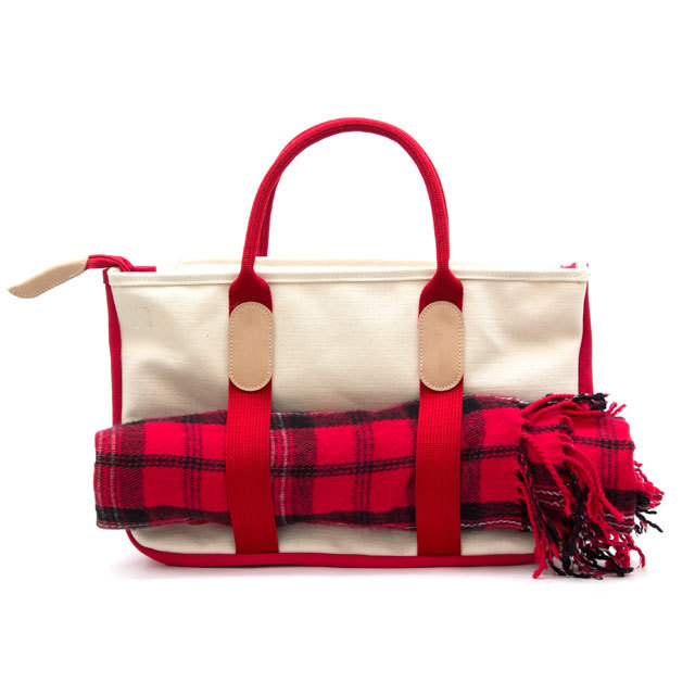 BUDDY 2POCKET TOTE RED_f0111683_17373978.jpg