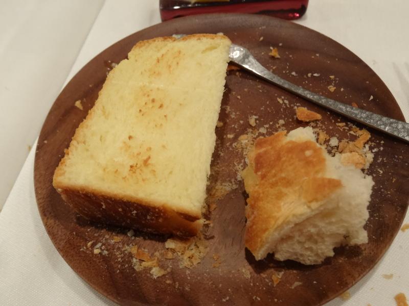 銀座でミシュラン1つ星のステーキ屋さん、牛肉もフレンチの前菜や魚料理もとても美味しいのです。_c0225997_132553.jpg