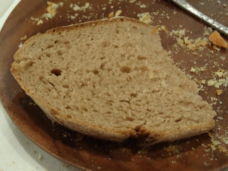 銀座でミシュラン1つ星のステーキ屋さん、牛肉もフレンチの前菜や魚料理もとても美味しいのです。_c0225997_133359.jpg