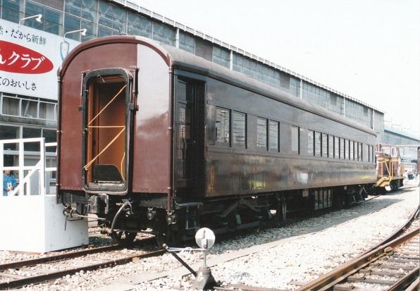 鉄道博物館へ行ってきました(その4・新幹線高架下で本気出す)_c0155803_1628232.jpg