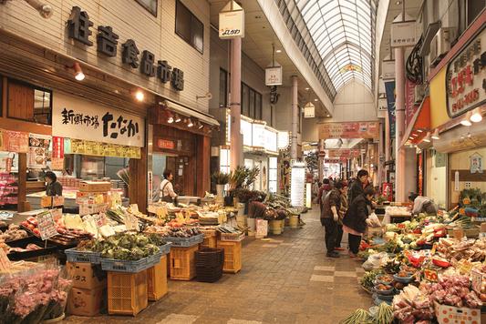長崎県西浦上「住吉食品市場/中通市場」_a0096313_12402297.jpg