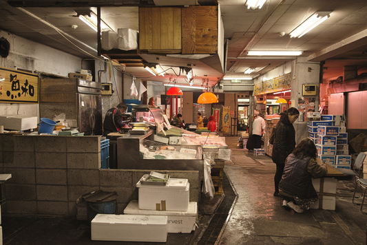 長崎県西浦上「住吉食品市場/中通市場」_a0096313_12405244.jpg