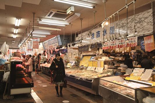 長崎県西浦上「住吉食品市場/中通市場」_a0096313_1242040.jpg