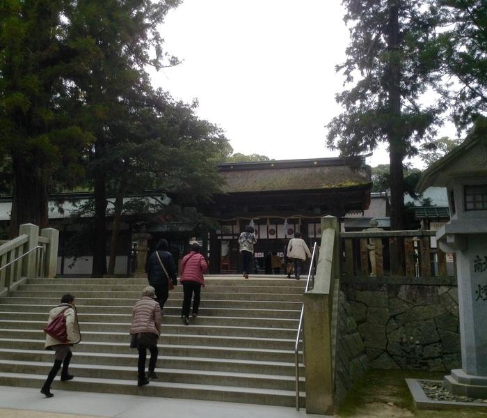 満月の日の大山祇神社参拝◎_f0183846_2015038.jpg